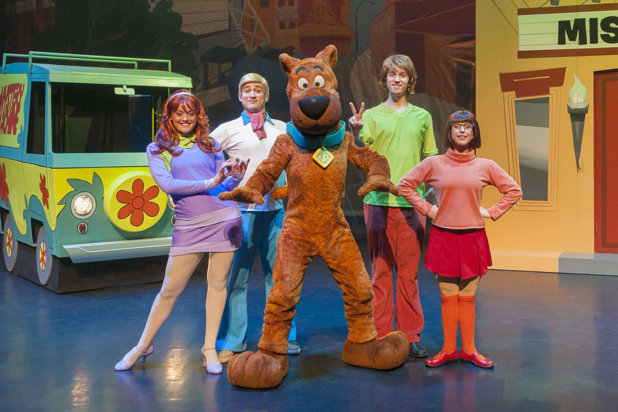 Scooby Scooby-Doo Live! Musical Mysteries