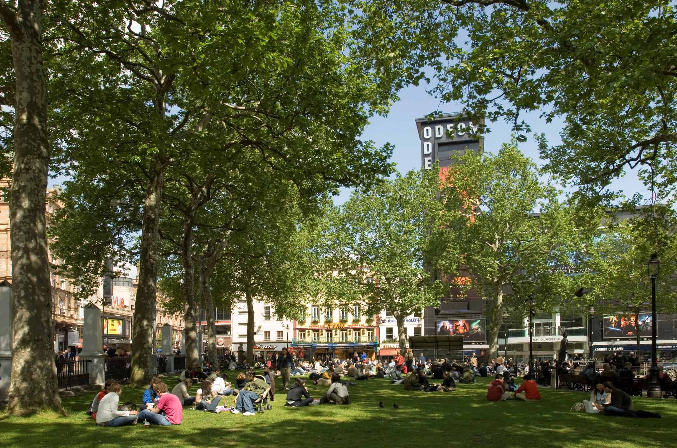 Free Summer Screenings In London S Leicester Square